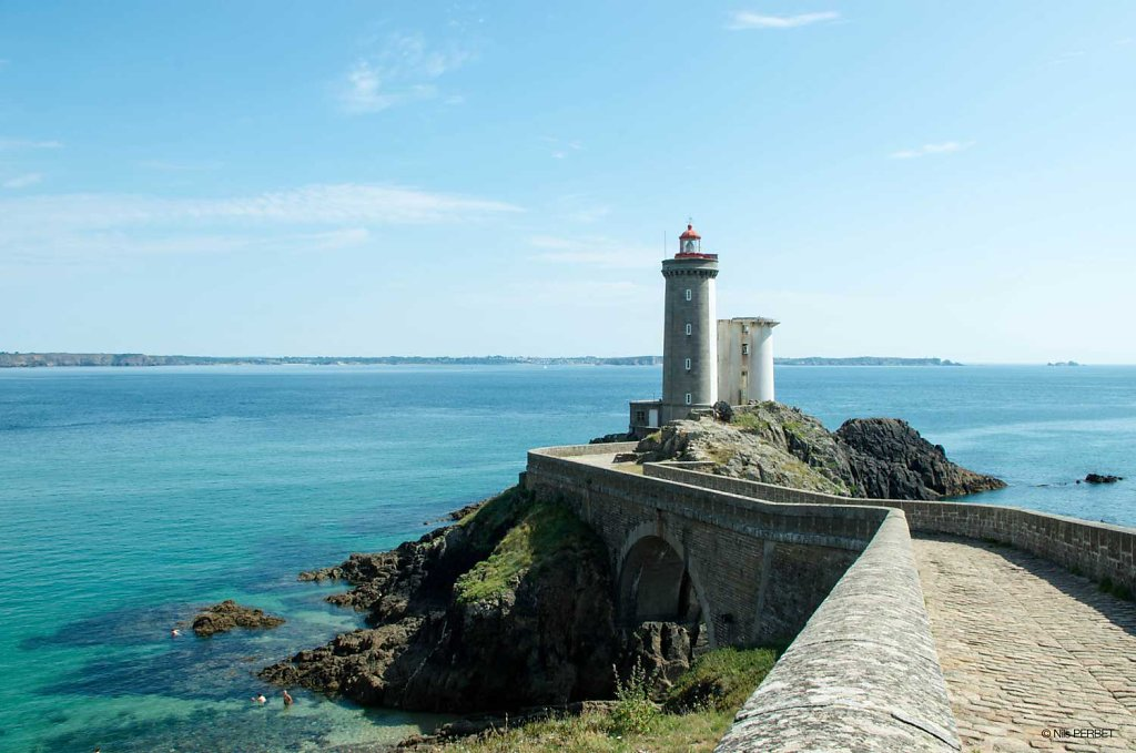 The Phare du Petit Minou