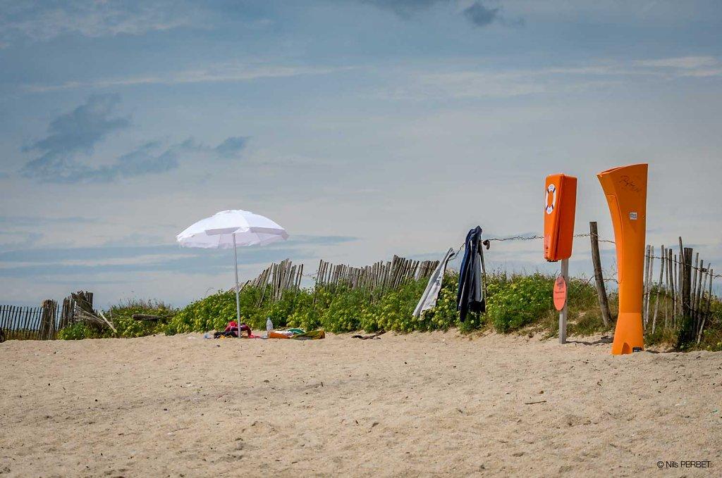 Safe beach of Suscinio