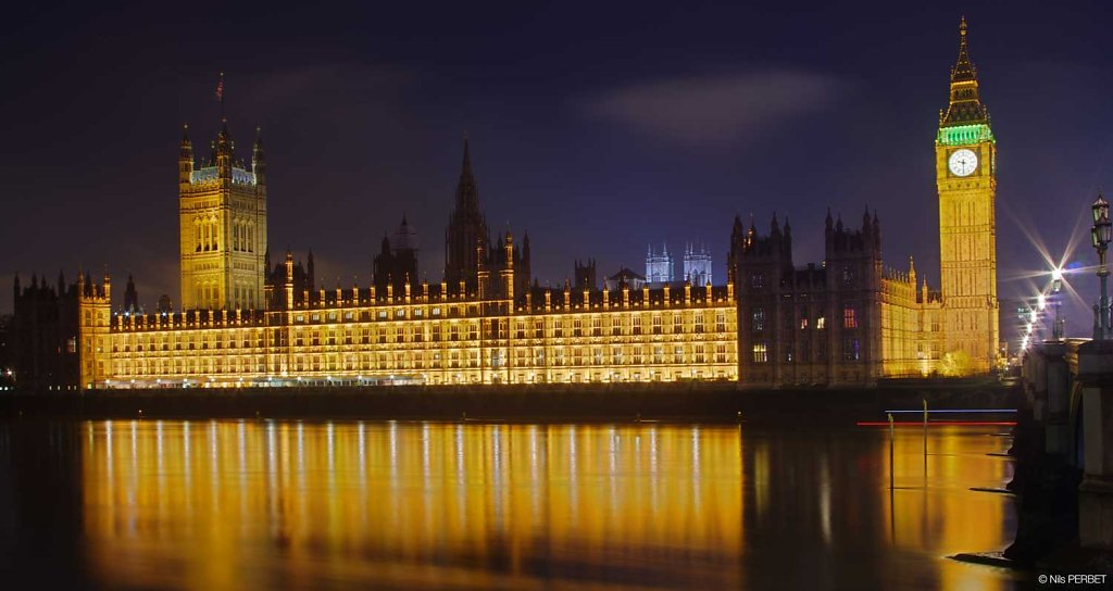The House of Parliament - London