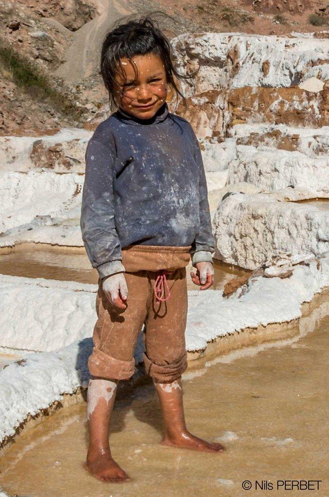 Young Salt Pond's Keeper